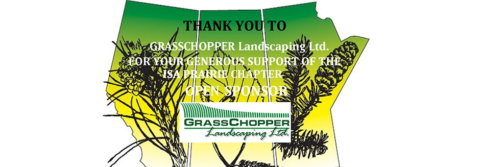 Grasschopper Landscaping Ltd Logo