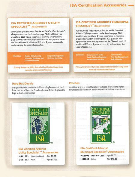 Arborists' Certified Study Guide Preview | ISA Prairie Chapter